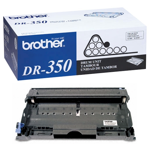brother dr 350 drum unit brother dr350 genuine new. Black Bedroom Furniture Sets. Home Design Ideas