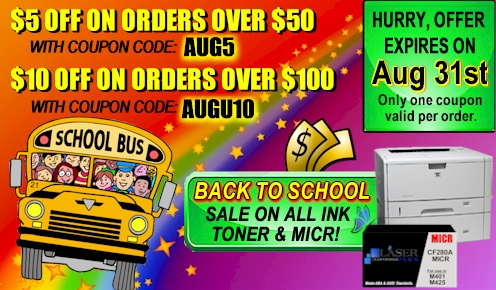 $10 off coupon on printer cartridges