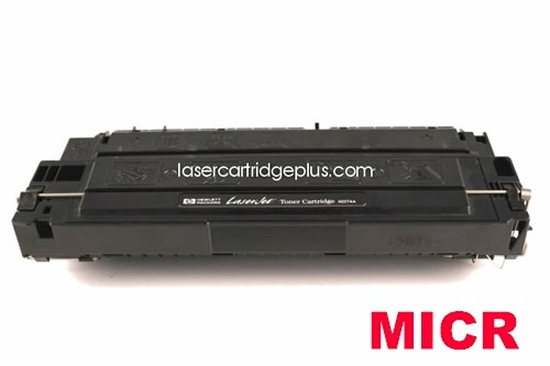 92274a micr hp laserjet 4l micr toner cartridge compatible. Black Bedroom Furniture Sets. Home Design Ideas