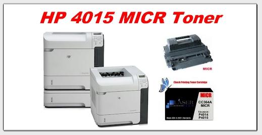 hp 4015 micr toner