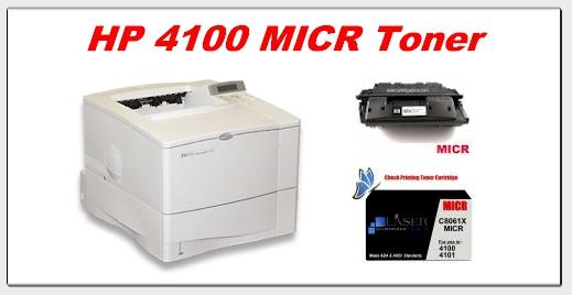 hp 4100 micr toner