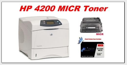 hp 4200 micr toner