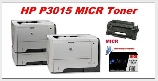 hp p3015 micr toner
